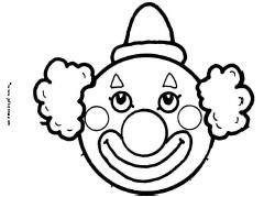 Kleurplaten Carnaval Clowns.Carnaval Downloads Jufsanne Com