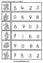 Kerst Kleurplaat Peuters Cijfers En Rekenen Downloads Jufsanne Com
