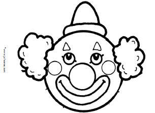 Kleurplaat Clowntje Idee 235 N Over Kleurpagina S Voor Kinderen