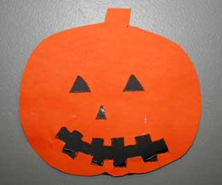 Halloween knutselen   JufSanne.com