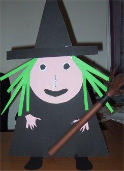 Knutselen Halloween Groep 3.Heksen Knutselen Groep 3 Brekelmansadviesgroep