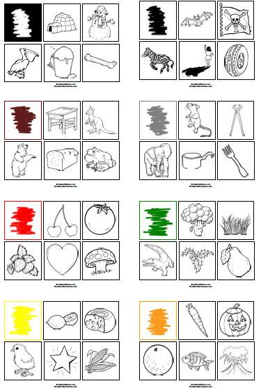 Verbazingwekkend Kleur downloads - JufSanne.com BI-03
