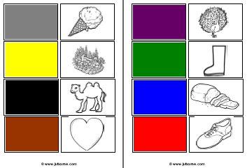 schilderijen thema kleur kinderen