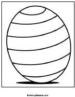 Kleurplaten Dieren Uit Een Ei.Pasen Downloads Jufsanne Com