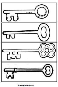 sleutels en deuren downloads jufsanne