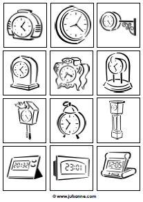 Afbeeldingen Kleurplaten Pasen Tijd En Klokken Downloads Jufsanne Com