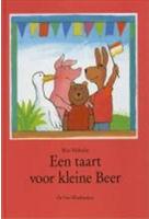 Taart voor kleine beer, een Boek omslag