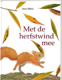 Met de herfstwind mee Boek omslag