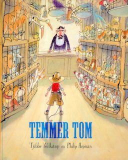Temmer Tom Book Cover