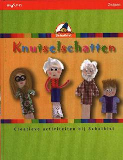 Knutselschatten Book Cover