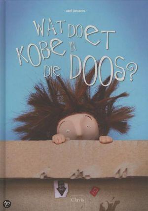 Wat doet Kobe in die doos? Book Cover