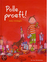 Polle Proeft Boek omslag