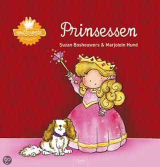 Willewete Prinsessen Boek omslag