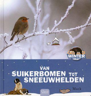Van suikerbomen tot sneeuwhelden Boek omslag