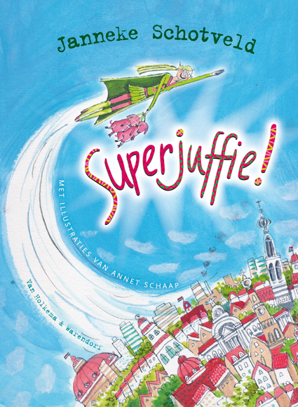 Superjuffie Book Cover