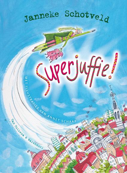 Superjuffie Book Cover