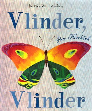Vlinder vlinder Boek omslag