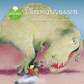 Willewete Dinosaurussen Boek omslag