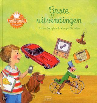 Willewete Grote uitvindingen Book Cover
