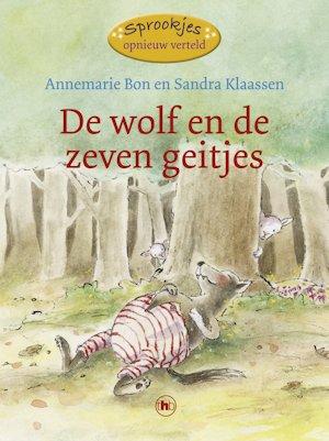 Wolf en de zeven geitjes, de Book Cover