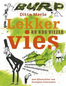 Lekker Vies Book Cover