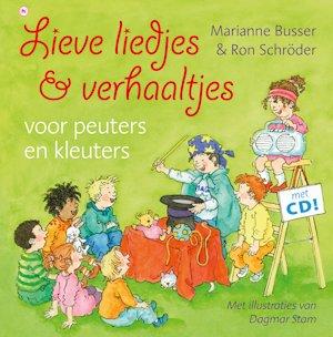 Liedjes en verhaaltjes voor peuters en kleuters Boek omslag