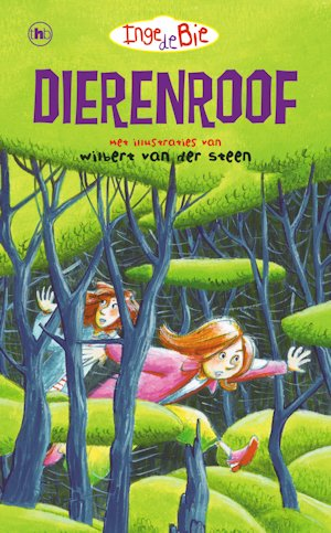 Dierenroof Book Cover