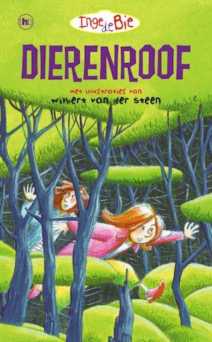 Dierenroof Boek omslag