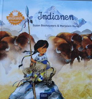 Willewete Indianen Book Cover