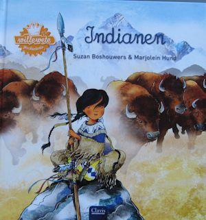 Willewete Indianen Boek omslag