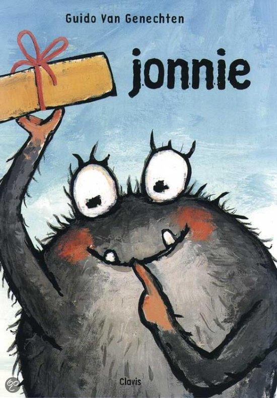 Jonnie Boek omslag