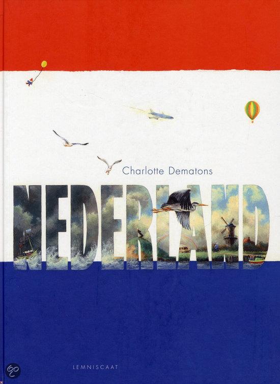 Nederland Boek omslag