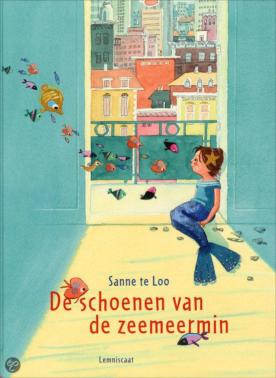 Schoenen van de zeemeermin, de Book Cover