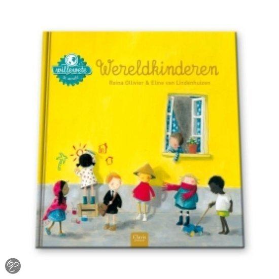 Willewete Wereldkinderen Boek omslag