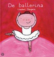 Ballerina, de Boek omslag