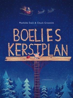 Boelies kerstplan Boek omslag