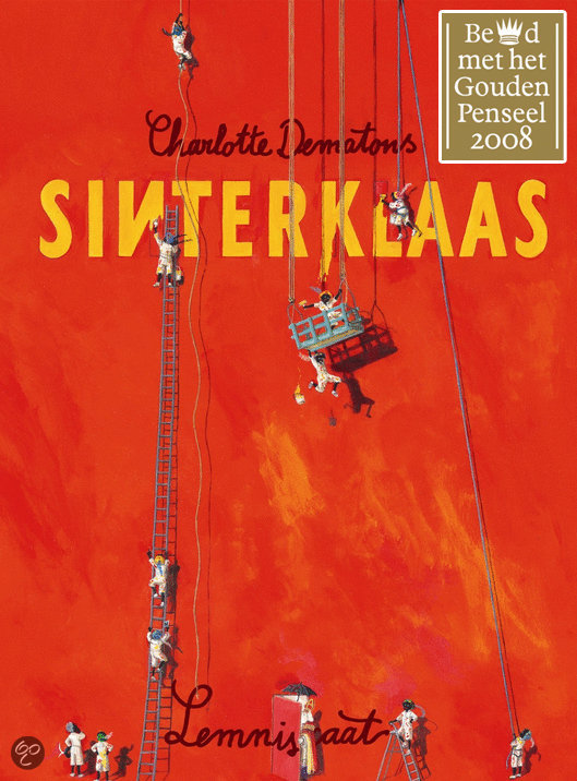 Sinterklaas Book Cover