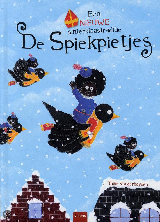 Spiekpietjes, de Book Cover