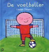 Voetballer, de Boek omslag