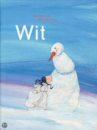 Wit Boek omslag