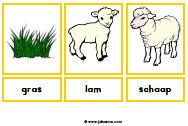 boerderijwoordkaarten