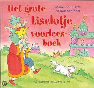 Grote Liselotje voorleesboek, het Boek omslag
