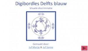 digibordlesdelftsblauw
