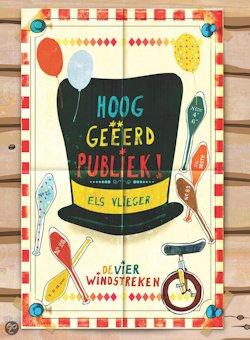 Hooggeëerd publiek Boek omslag