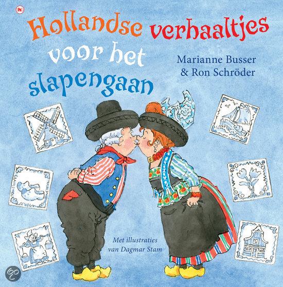 Hollandse verhaaltjes voor het slapengaan Boek omslag