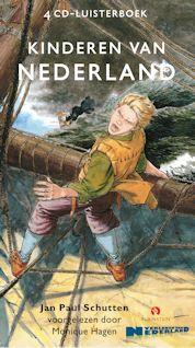 Kinderen van Nederland luisterboek Boek omslag