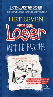 Leven van een loser – Vette pech luisterboek Book Cover