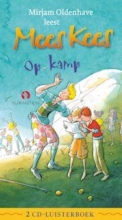 Mees Kees op kamp luisterboek Book Cover