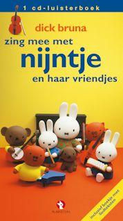 Zing mee met Nijntje en haar vriendjes Boek omslag