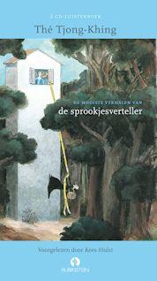 Mooiste verhalen van de sprookjesverteller luisterboek, de Boek omslag